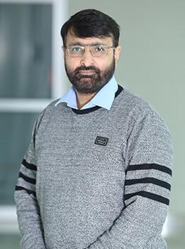 Dr. Syed Owais Alam Zaidi