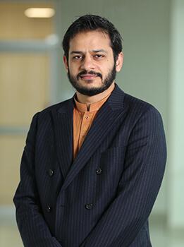 Dr. Shahzad Amjad Khan