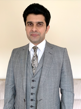 Dr. Farrukh Murad Gillani