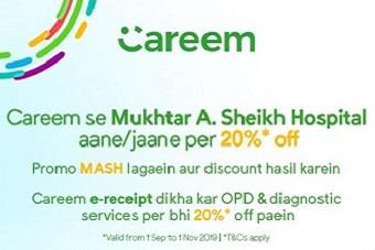 Mukhtar A Sheikh hospital