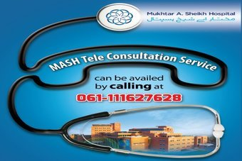 Launch of MASH free Tele Consultation during the outbreak of CoronaVirus.