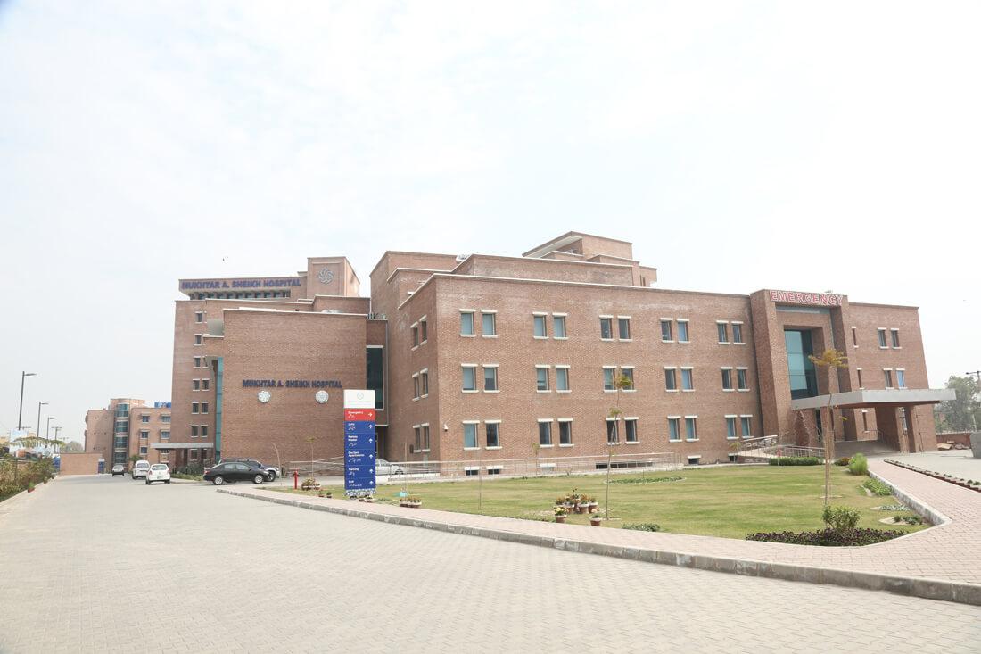 best hospital in Pakistan