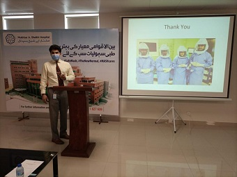 South Punjab Monthly Orthopaedic Clinical Meeting