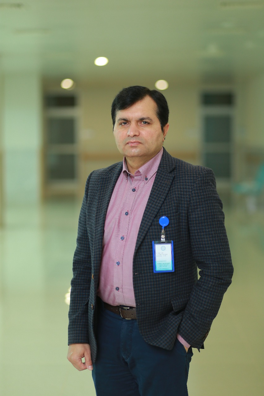 Dr. Wasim Asif