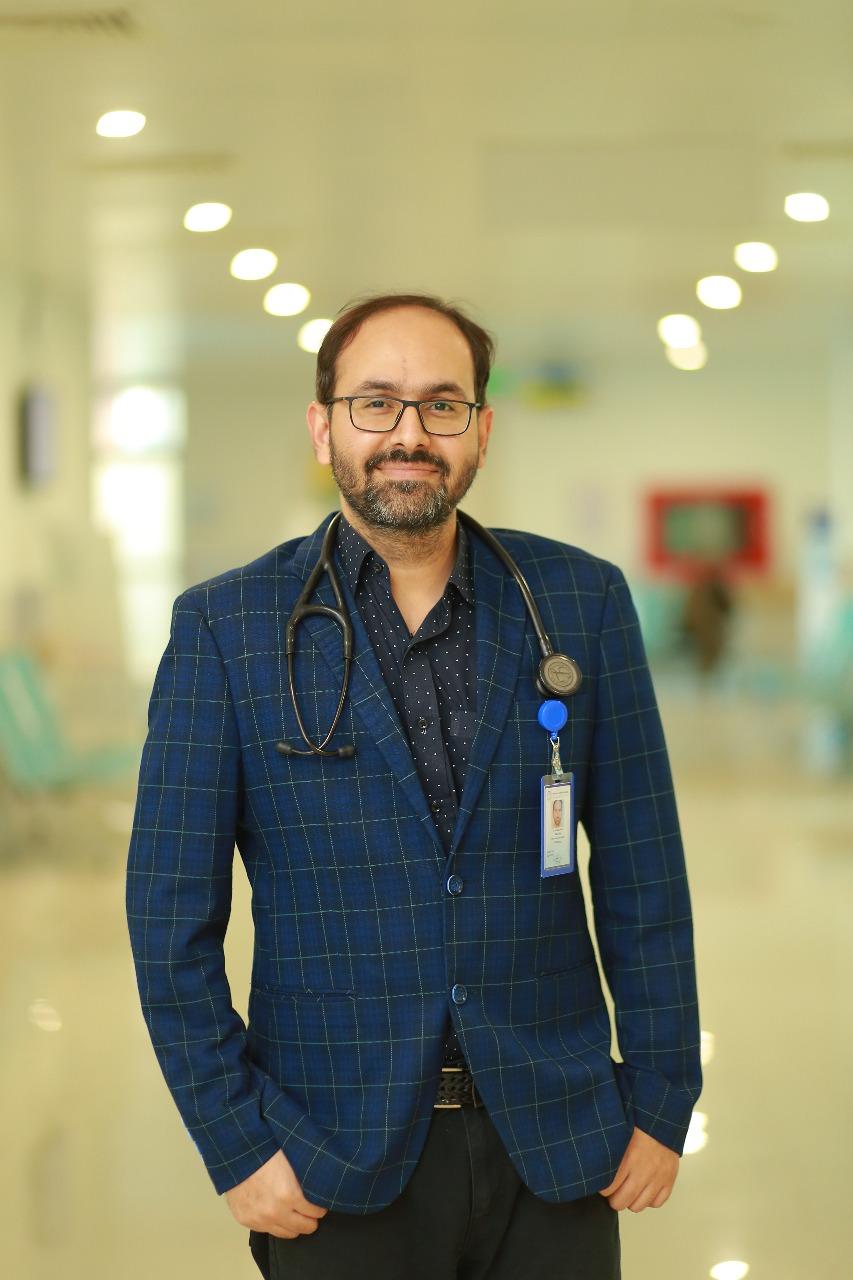 Dr Haseeb Raza