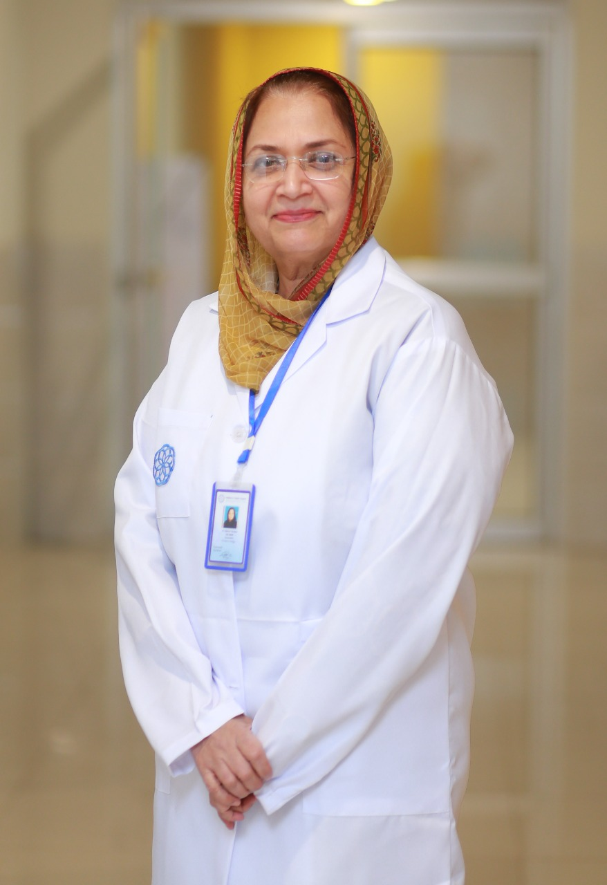 Dr. Salma Tanweer