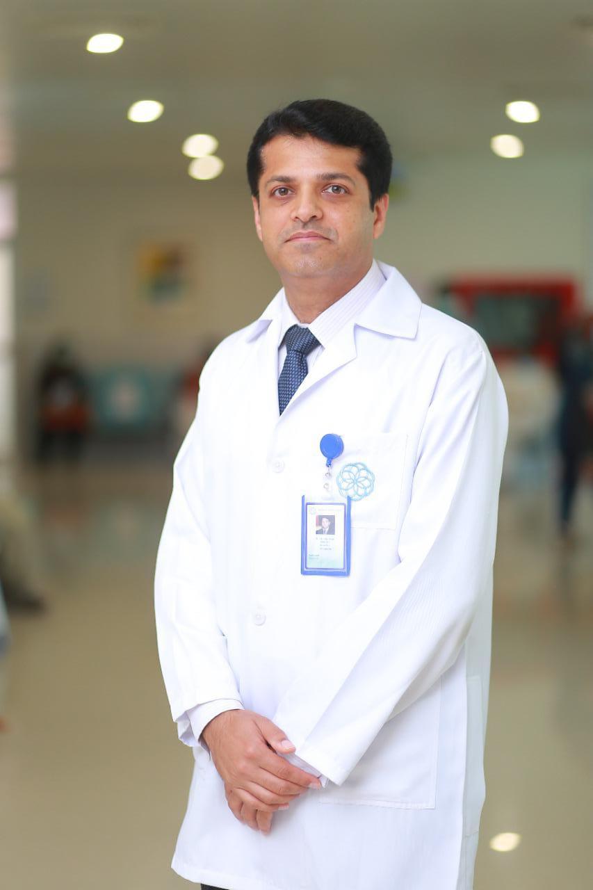 Dr. Irfan Ullah